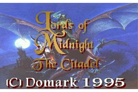 Lords of Midnight 3: The Citadel Download (1995 Role ...