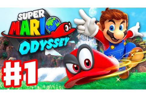 Super Mario Odyssey the best selling Nintendo Switch game ...