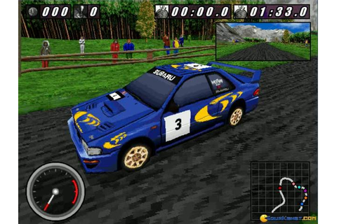 International Rally Championship download PC
