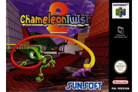 Chameleon Twist 2 - Wikipedia