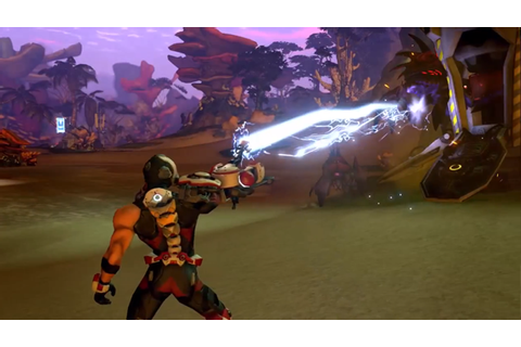 Firefall the MMO is dead, long live Firefall the mobile ...