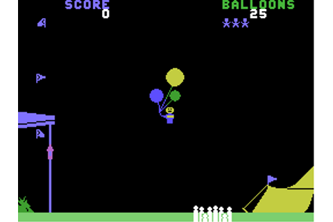 Gust Buster by Sunrise Software - ColecoVision Addict.com