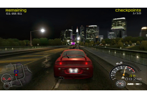 Street Racing Syndicate | PC Gameplay | 1080p HD | Max ...