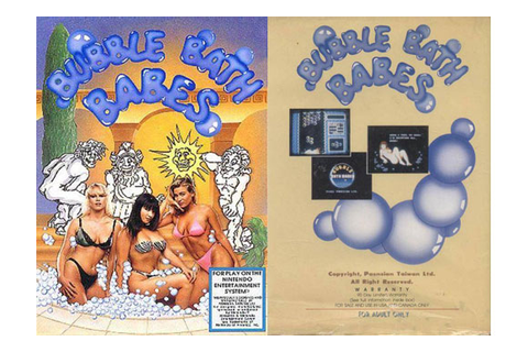 Bubble Bath Babes on the NES. Unlicensed game, but still...