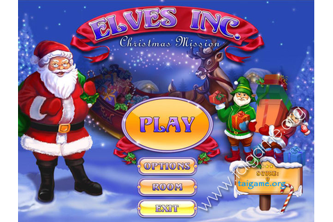 Elves Inc. Christmas Mission - Download Free Full Games ...