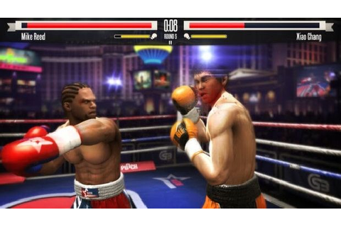 Real Boxing Free Download « IGGGAMES