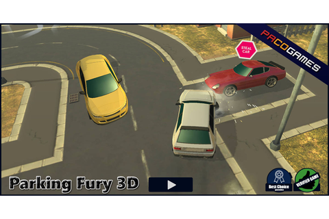 Parking Fury 3D | Play the Game for Free on PacoGames
