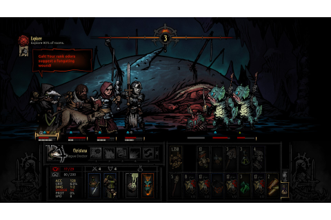 Darkest Dungeon Review | Reviews | The Escapist