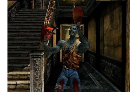 Nay's Game Reviews: Game Review: House of the Dead 2 and 3 ...
