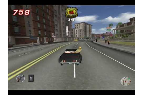 starsky and hutch gameplay downtown - YouTube