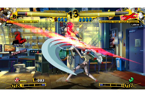 3rd-strike.com | Persona 4: Arena – Review