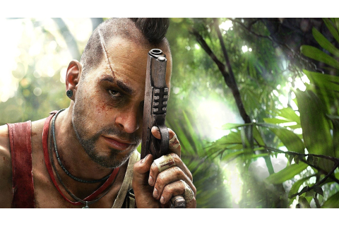 video Games, Far Cry 3, Vaas Montenegro Wallpapers HD ...