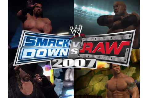 SmackDown Vs Raw 2007 Full Version Free Download ...
