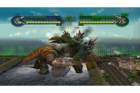(PS2) Godzilla Save The Earth (SLES-52766) (Russian ...