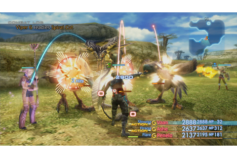 Final Fantasy XII: The Zodiac Age - Weapons: Ultimate ...