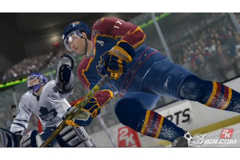 NHL 2K6 Screenshots, Pictures, Wallpapers - Xbox 360 - IGN
