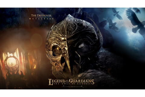 Legend of the Guardians: The Owls of GaHoole (2010) 720p ...