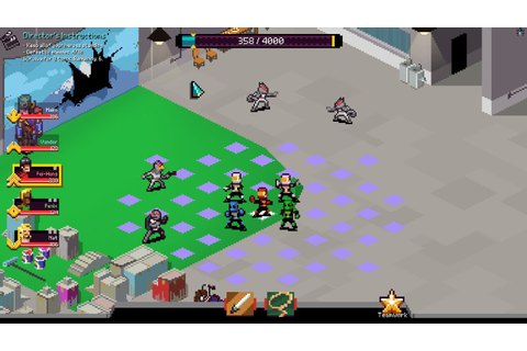 Review: Chroma Squad