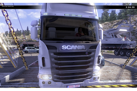 Dream Games: Scania Truck Driving Simulator