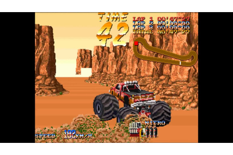 Double Axle (U.S.) (Arcade) - YouTube