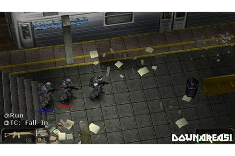Swat Target Liberty PSP ISO | Free Download Game & Apk