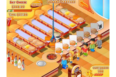 Stand O Food Fast Food Restaurant Game to Play on PC
