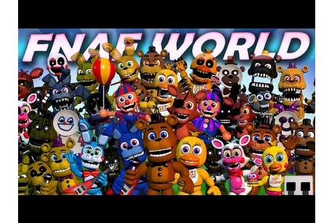 FNAF WORLD - DOWNLOAD FREE (PC) - YouTube