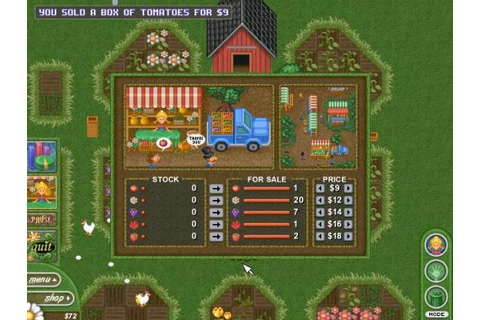 Alice Greenfingers Gardening business simulation game ...