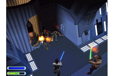Star Wars Episode I : La Menace Fantôme : images du jeu ...