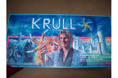 Ryan's Blog: Obsessed With Krull