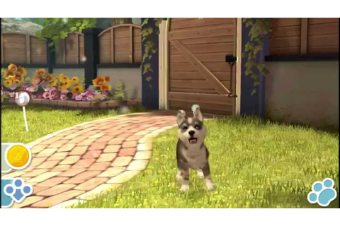 PlayStation Vita Pets Gameplay - YouTube