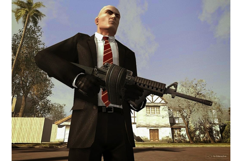 Hitman 4 Blood Money Game Full Version Free Download