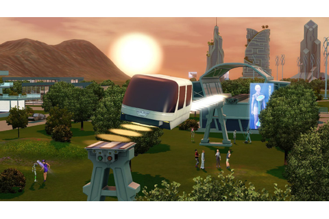 The Sims 3 Into the Future | PC Game Key | KeenShop
