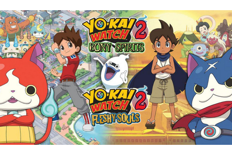 Yo-kai Watch 2 arriva in Europa ad aprile | Level-5