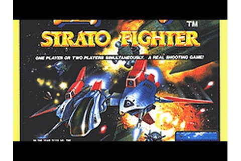 Raiga - Strato Fighter (Arcade/Tecmo/1991) [720p] - YouTube