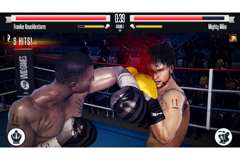 Real Boxing™ [paid games]