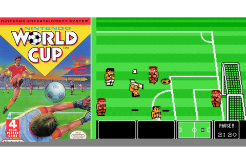 Play Nintendo World Cup on NES
