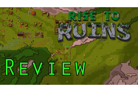 Rise To Ruins Game Review - Settlers meets Tower defence ...
