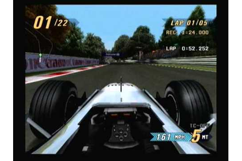 Grand Prix Challenge (PS2) - YouTube