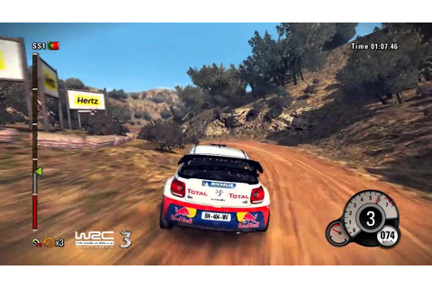 WRC 3 | Gameplay Preview Video | Portugal Track | PS3, PS ...