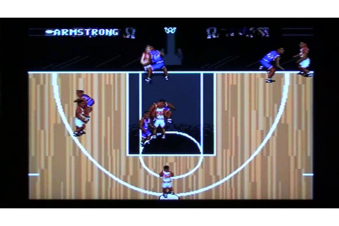 NBA Action 95 Starring David Robinson - Sega Genesis ...