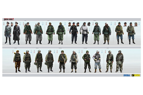 Concept Art - CoH 2 - Guides - Company of Heroes France
