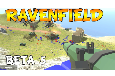 Ravenfield - Singleplayer Battlefield Style Game ...