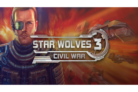 Star Wolves 3: Civil War - Download - Free GoG PC Games