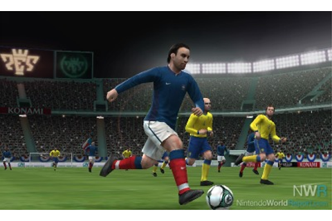 Pro Evolution Soccer 2011 3D - Game - Nintendo World Report