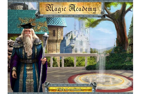 Magic Academy | GameHouse