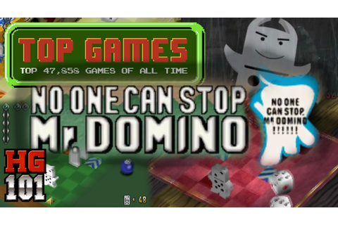 No One Can Stop Mr Domino Top 47,858 Games of all time ...