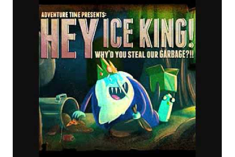 Adventure Time: Hey Ice King! Soundtrack - Credits - YouTube