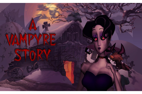 A Vampyre Story Wallpaper by GrooveSalade on DeviantArt