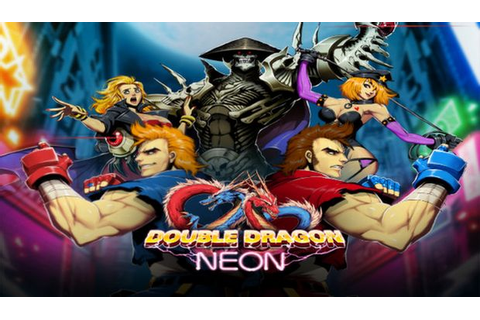 Double Dragon: Neon Free Download « IGGGAMES